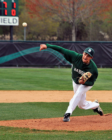BABSON BASEBALL selected images  4.18.2012