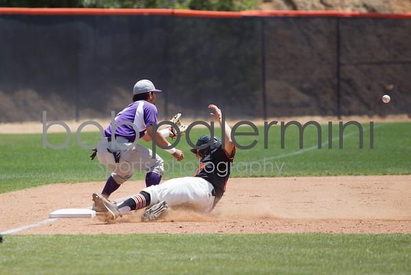 Oxy Baseball vs Whittier 5-1-16