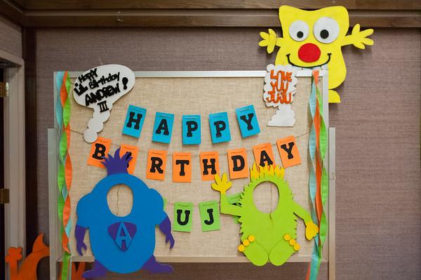 Juju's 1st Birthday