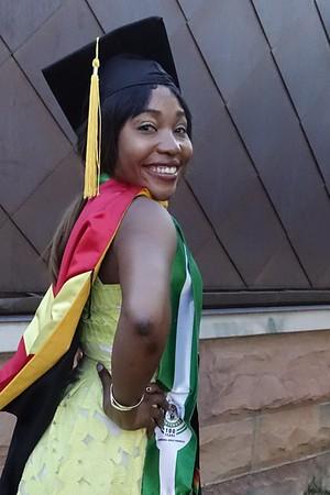 Ritabella Egwuonwu Graduation