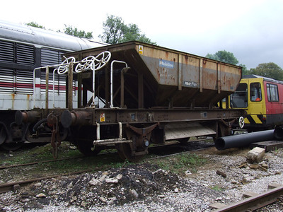 ZFV 'Dogfish' - 2 Axle Ballast Wagon