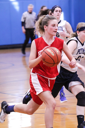 Hingham Basketball v. Plymouth