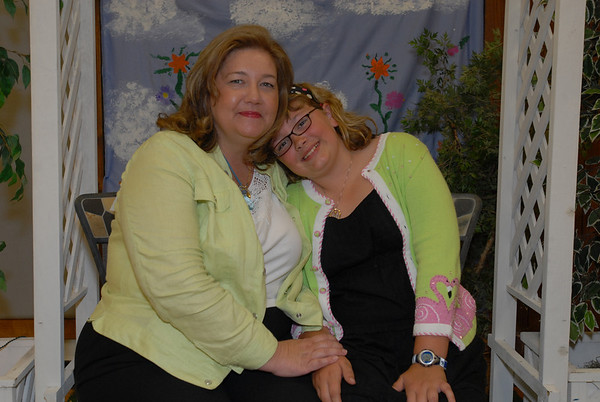 Palos Verdes Stake Primary    Mother - Daughter