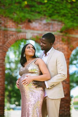 Tana and Jerry Maternity