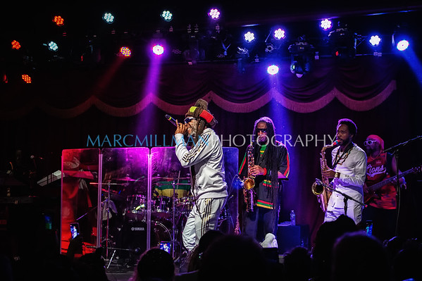 Steel Pulse @ Brooklyn Bowl (Wed 1/2/19)