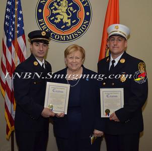 Nassau County Fire Commission Awards Ceremony (Lobby Photos) 4-17-13