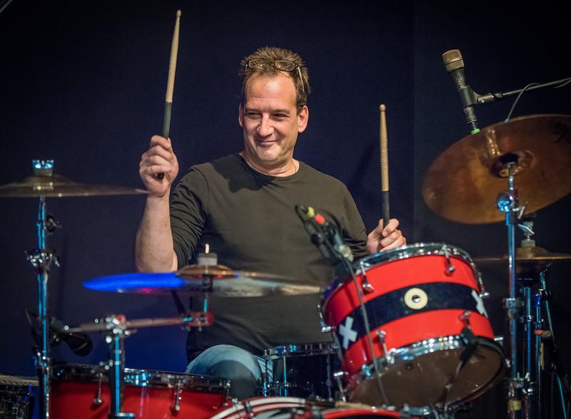 Jeff Carlson-Kyx--Johnny Rey Benefit-Amsterdamn, St. Paul MN.