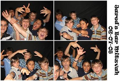 Jared's Bar Mitzvah June 7th, 2008