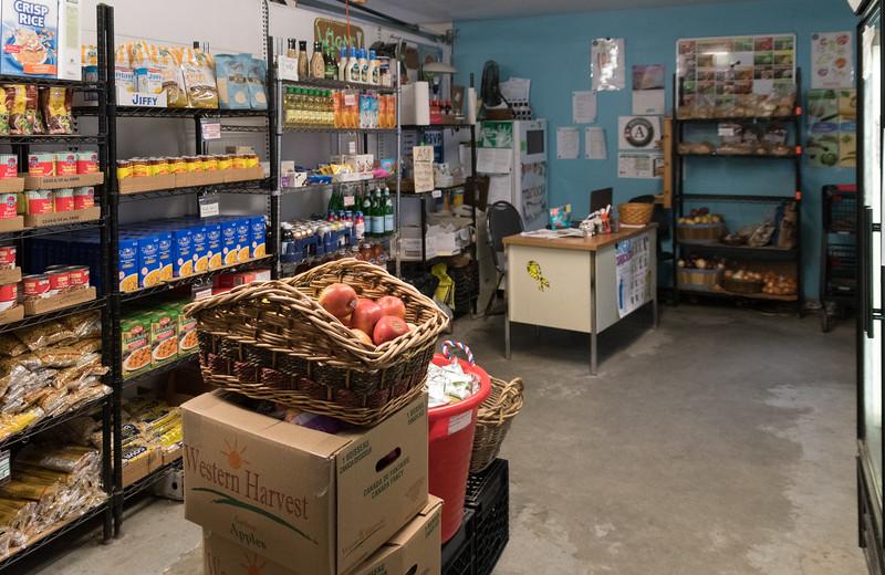 GW Food Shelf - Before