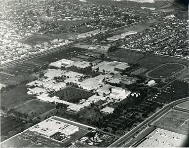 Aerial View of Quad