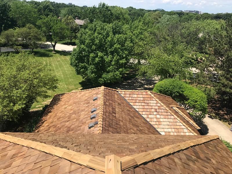 Cedar Shake Roofing Oak Brook IL