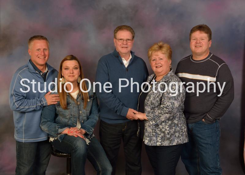 Pam Clark Family
