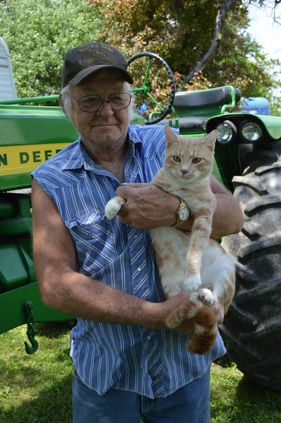 100th Barn Cat