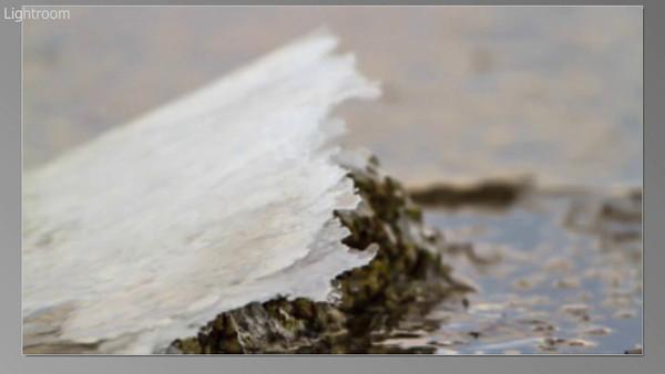 ocean ice time lapse