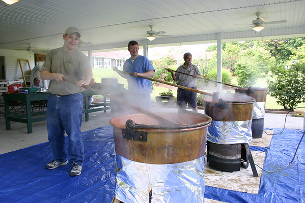 Rotary Apple Butter