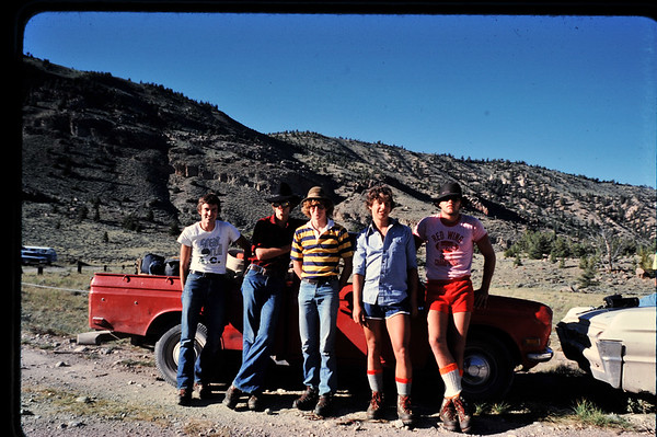 1976 ELC Wind RIver Mountains - Wyoming