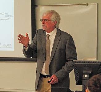 Dr. Larry Walker - Speaker Series
