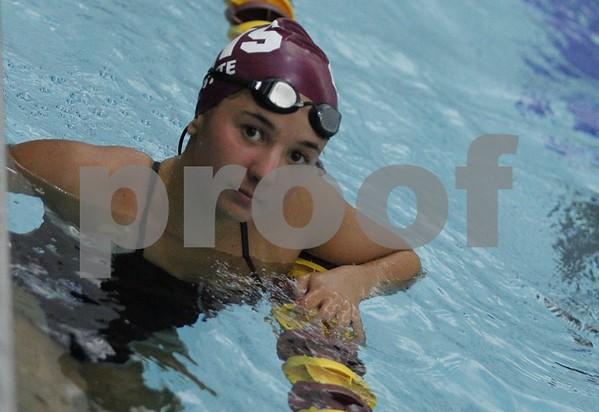 Dexter swimming vs. Huron 10-03-2020