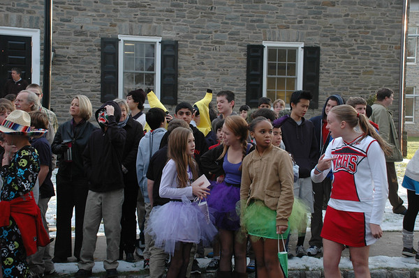 2011 Halloween Parade