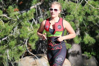 Donner Lake Tri Sprint Run