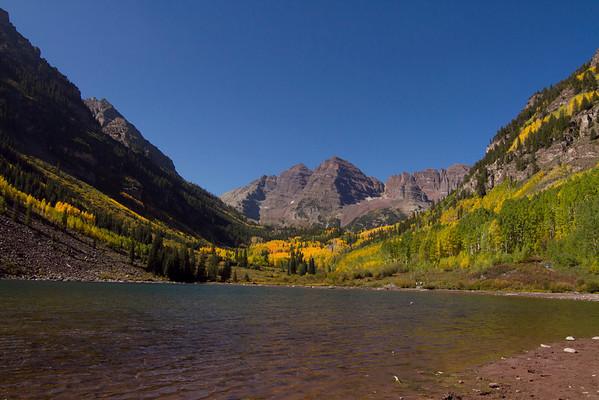 Maroon Lake Hike 2012