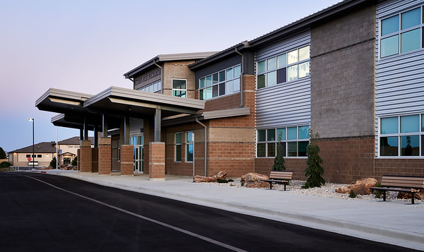 Liberty Peak Elementary School - Spring Creek Nevada