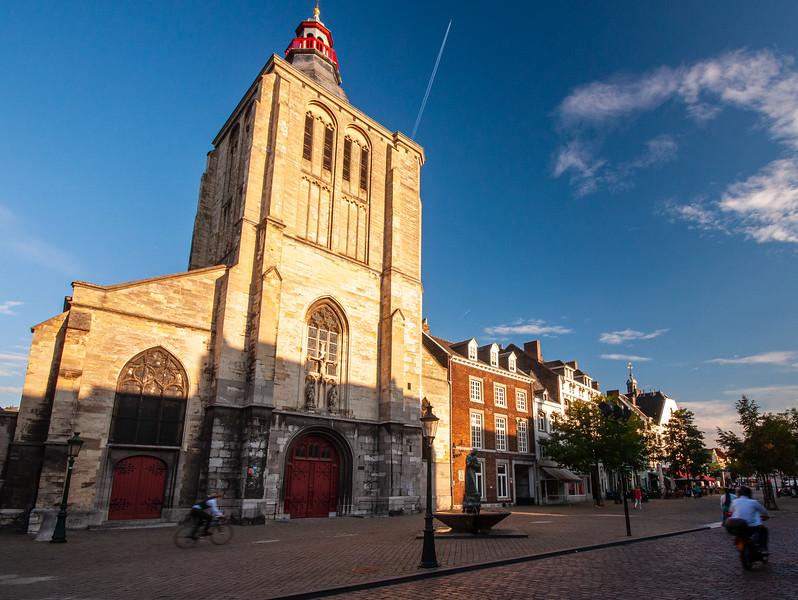 Sint-Matthiaskerk in Maastrict