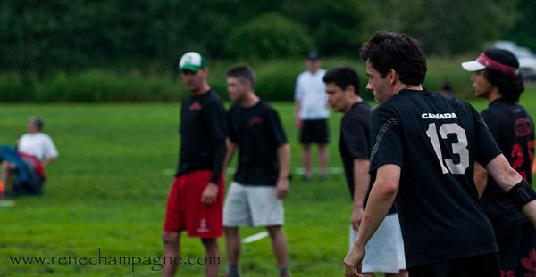 NO BORDERS, Ultimate Frisbee 2009