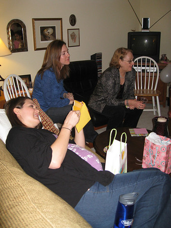 Jessica Lang's Baby Shower 3-14-09