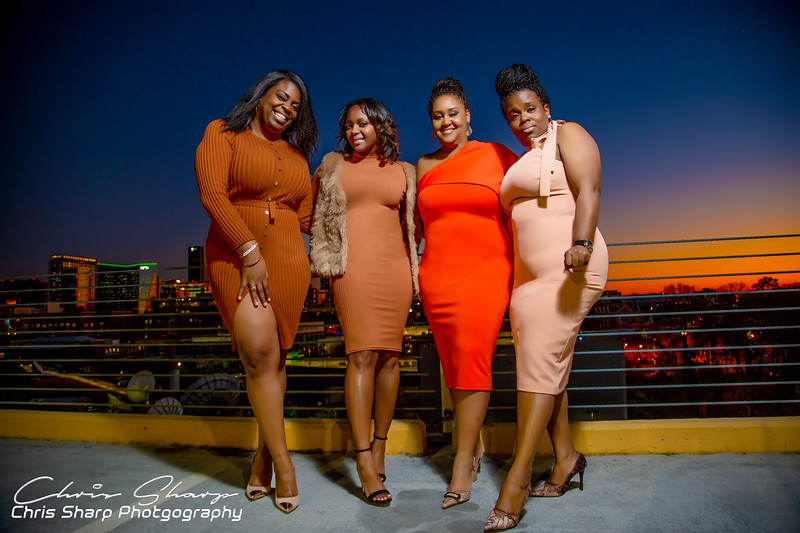 Ayanna G and Friends