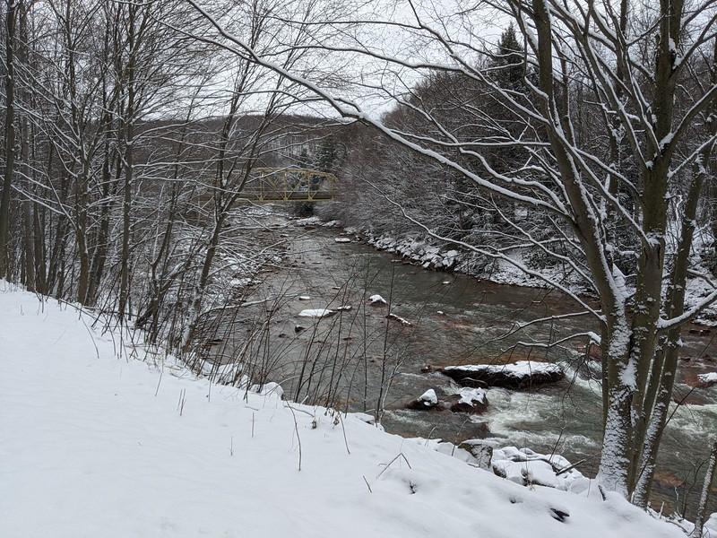 Blacklick Creek at Heshbon