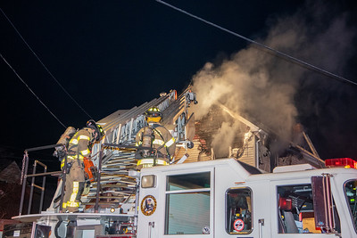 Campbell Ave. 2nd Alarm (West Haven, CT) 3/19/21