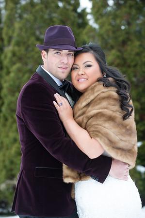 Karyn and David Wedding