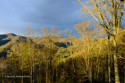 2013-04-19 NC Mountains in the Spring