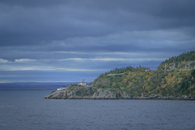 2017 NE/Canada Cruise- At Sea to Saguenay