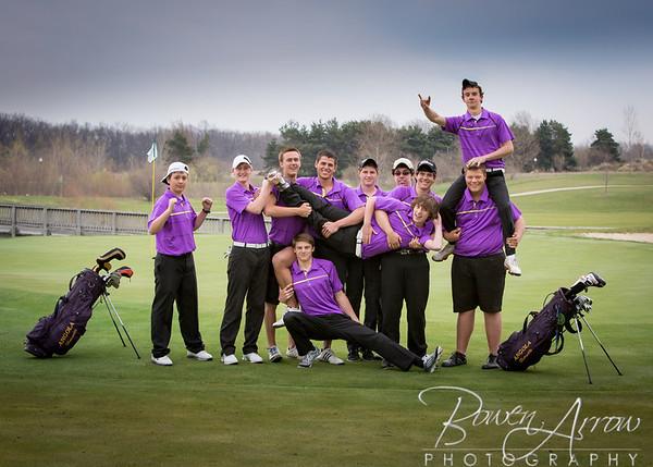 M Golf Team 2014