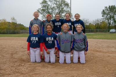 2020-10-25 Gators 12U Championship Team WVGSL