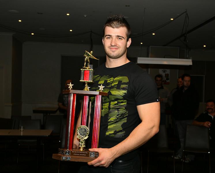 Ricky Emey (2014 champion)