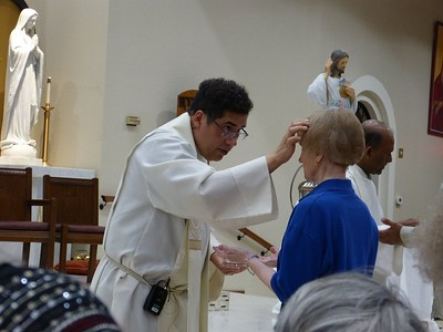 St. Peregrine Service at St. Joseph - Beeville