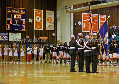 Basketball West Potomac 1/16/09