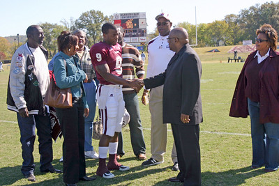 AAMU Football vs JSU The Seniors on Senior Day