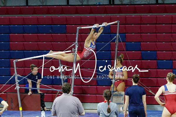 UPENN Gymnastics - The Palestra -  02/11/2018