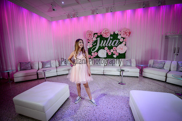 JULIA SHER BAT MITZVAH