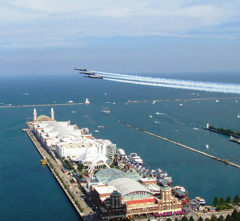 Chicago Air Show 2010