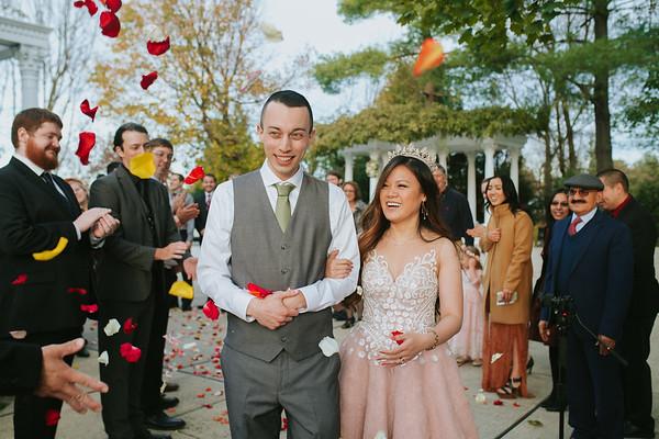 Jeddi + James Wedding