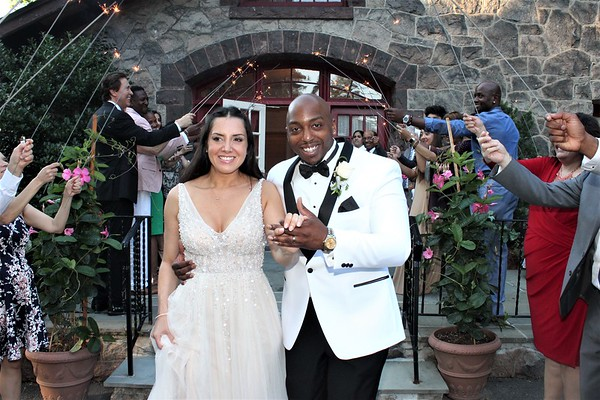 Silvana & Wayne's Wedding at The Carriagehouse in Englewood
