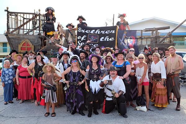 Pirate Wedding renewal 2017!
