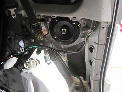 2004 Scion XB Rear Speaker Installation - USA