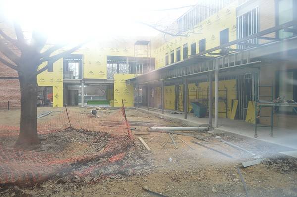 Campus Construction.February2017