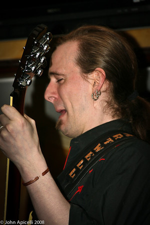Jeff Hartwell Band 2/2/08